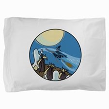 Ghosts are coming Pillow Sham