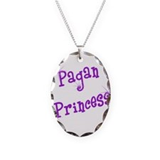 Pagan Princess Purple Necklace