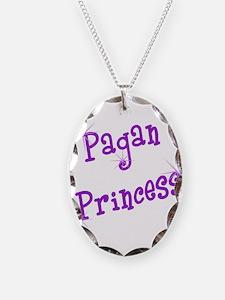 Pagan Princess Purple Necklace