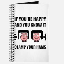 Happy Clamp Your Hams Journal