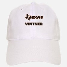 Texas Vintner Baseball Baseball Cap