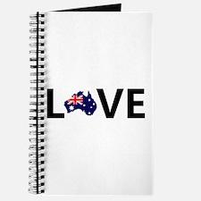 Love Australia Journal