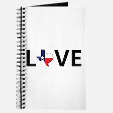 Love Texas Journal