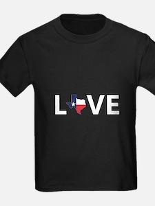 Love Texas T-Shirt