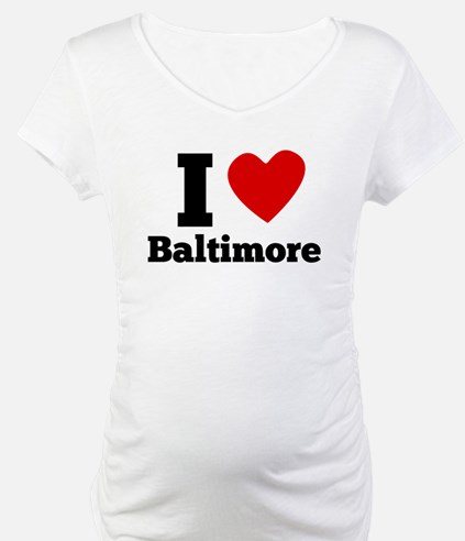 I Heart Baltimore Shirt
