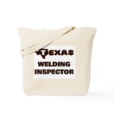 Texas Welding Inspector Tote Bag
