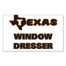 Texas Window Dresser Decal