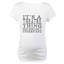 Cute Theatre Shirt