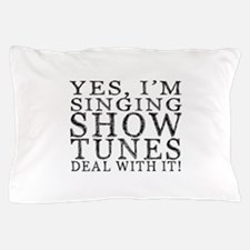 Funny Theatre Pillow Case