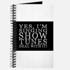 Funny Musical theatre Journal