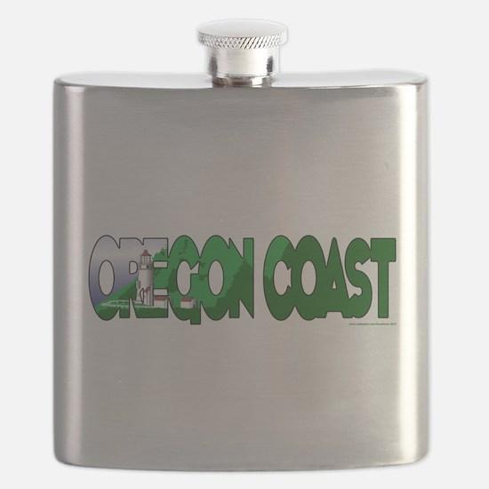 Oregon Coast Flask