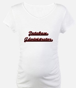 Database Administrator Classic J Shirt