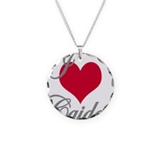 I love (heart) Caiden Necklace