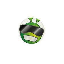 Alien Mini Button (100 pack)