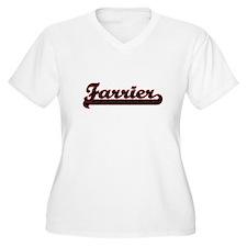 Farrier Classic Job Design Plus Size T-Shirt