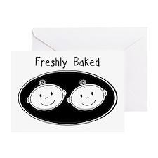 Freshly Baked Greeting Card