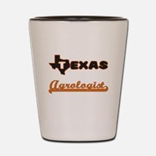 Texas Agrologist Shot Glass