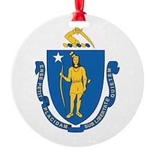 Massachusetts (F15)b Ornament