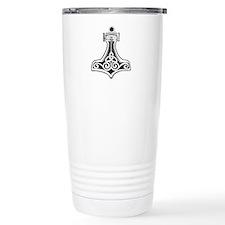 Thors Hammer Travel Mug