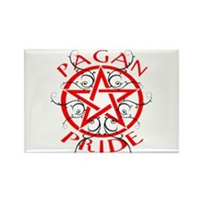 Pagan Pride Rectangle Magnet