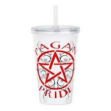 Pagan Pride Acrylic Double-wall Tumbler