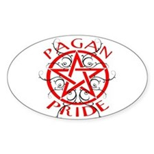 Pagan Pride Decal