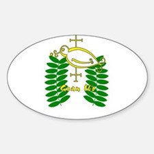 Gran Ibo Sticker (Oval)