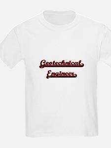 Geotechnical Engineer Classic Job Design T-Shirt