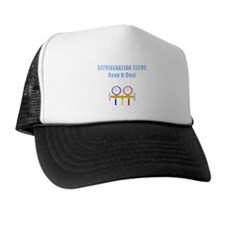 Refrigeration Techs Keep it Cool Trucker Hat