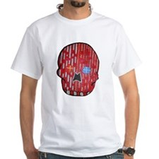 Day of the Dead red matrix Shirt