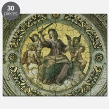 Justice by Raphael Puzzle
