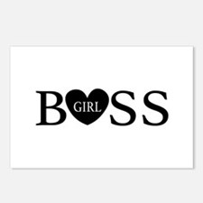 GIRL BOSS Postcards (Package of 8)
