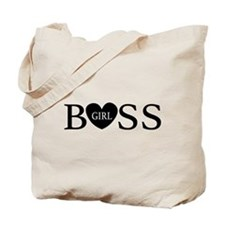 GIRL BOSS Tote Bag
