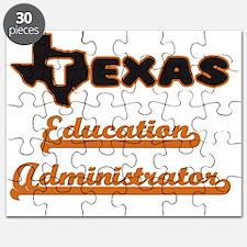 Texas Education Administrator Puzzle