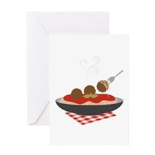 Spaghetti Greeting Cards
