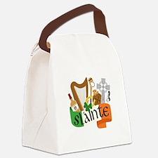 Slainte Canvas Lunch Bag