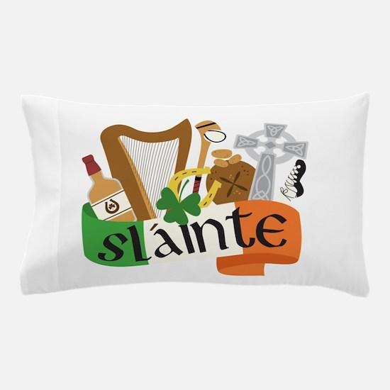 Slainte Pillow Case