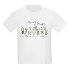 Marriage of Figaro: The  Kids T-Shirt