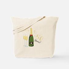 50 Years Tote Bag
