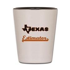 Texas Estimator Shot Glass