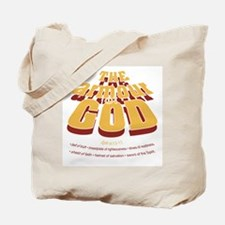 Armour of God Tote Bag