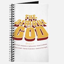 Armour of God Journal
