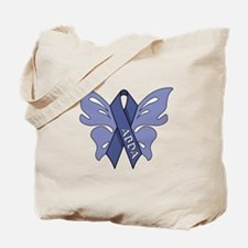 AWARENESS BUTTERFLIES Tote Bag
