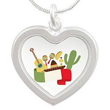 Mexican Party Necklaces