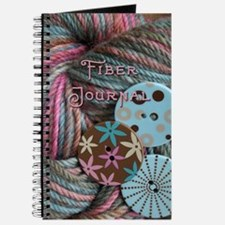 "Yarn Wench ""Flower Power"" Journal"