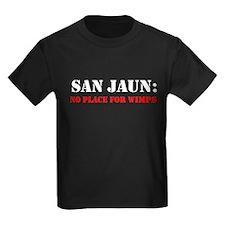 SAN JAUN no place for wimps T