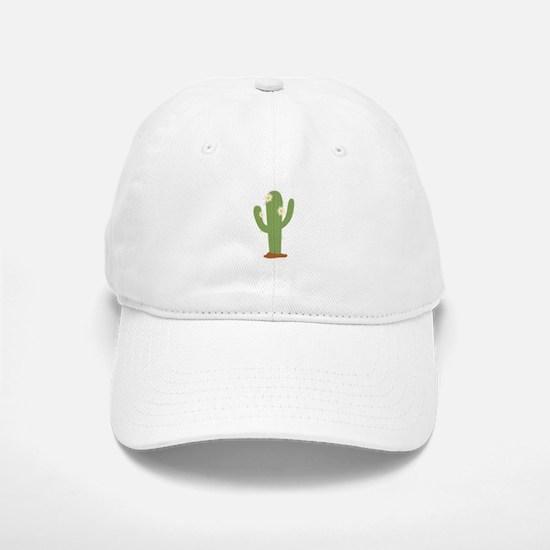 Desert Cactus Baseball Baseball Baseball Cap