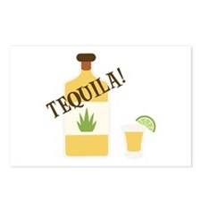 Tequila! Postcards (Package of 8)