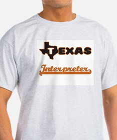 Texas Interpreter T-Shirt
