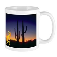 Cactus and Kokopelli Mug
